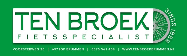 Logo Ten Broek Tweewielers